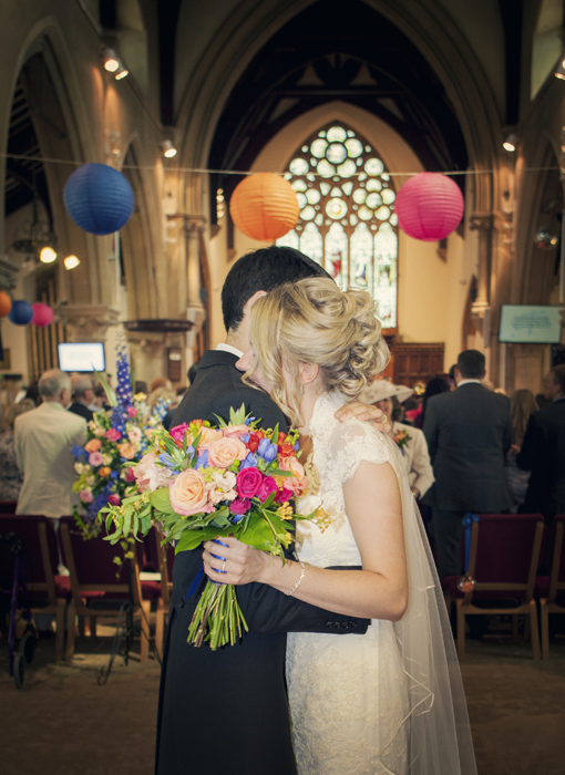 Holy Trinity Aldershot wedding photos - Bill Sykes 3