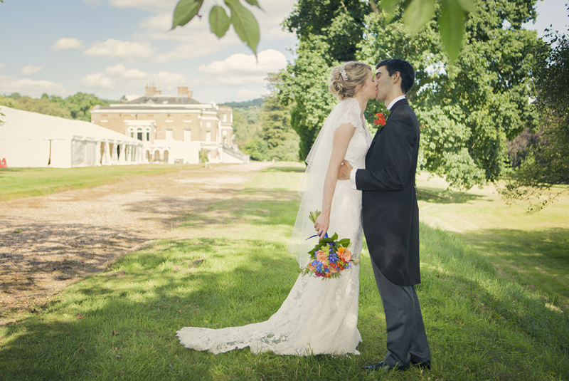 Wedding at Waverley Abbey House - Bill Sykes 1