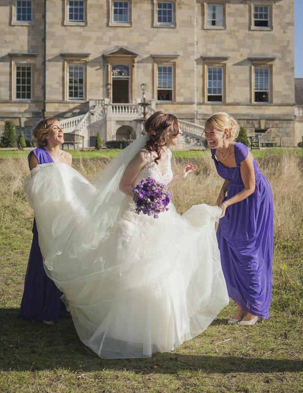 Botleys Mansion Wedding - Bill Sykes 9