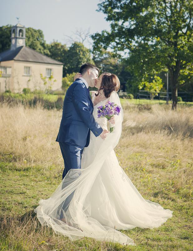 Botleys Mansion Wedding - Bill Sykes 10