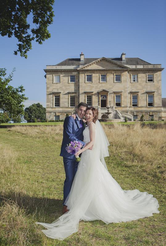 Botleys Mansion Wedding - Bill Sykes 11