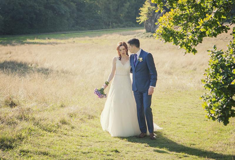 Botleys Mansion Wedding - Bill Sykes 13